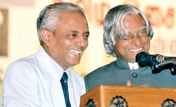 APJ AbdulKalam & William Selvamurthy